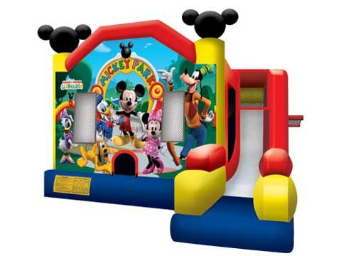 Mickey Mouse Bounce House For Sale-Beston Inflatables