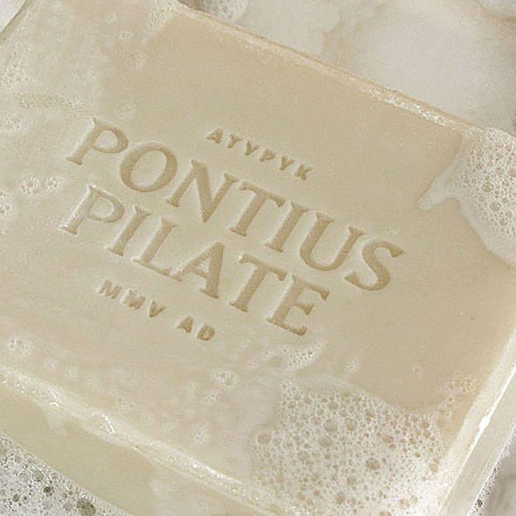 Savon de Ponce Pilate Atypyk: Amazon.fr: Hygiène et Soins du corps