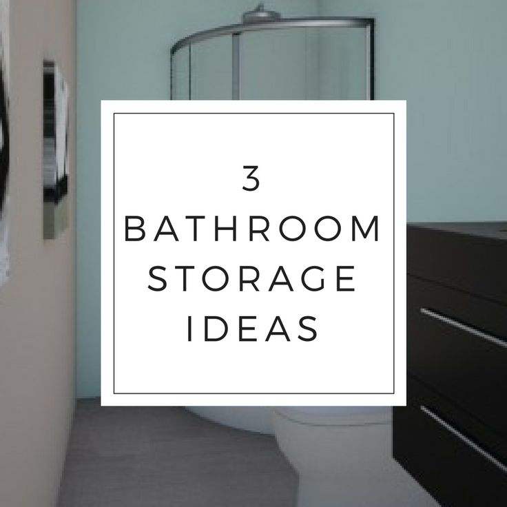 3 Fantastic Ideas for Your Bathroom