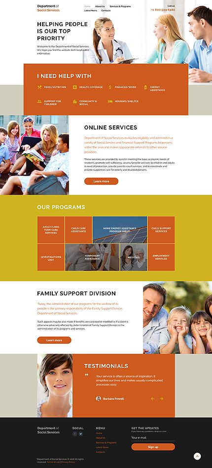 Society & Culture website inspirations at your coffee break? Browse for more Responsive JavaScript Animated #templates! // Regular price: $69 // Sources available: .HTML,  .PSD #Society & Culture #Responsive JavaScript Animated