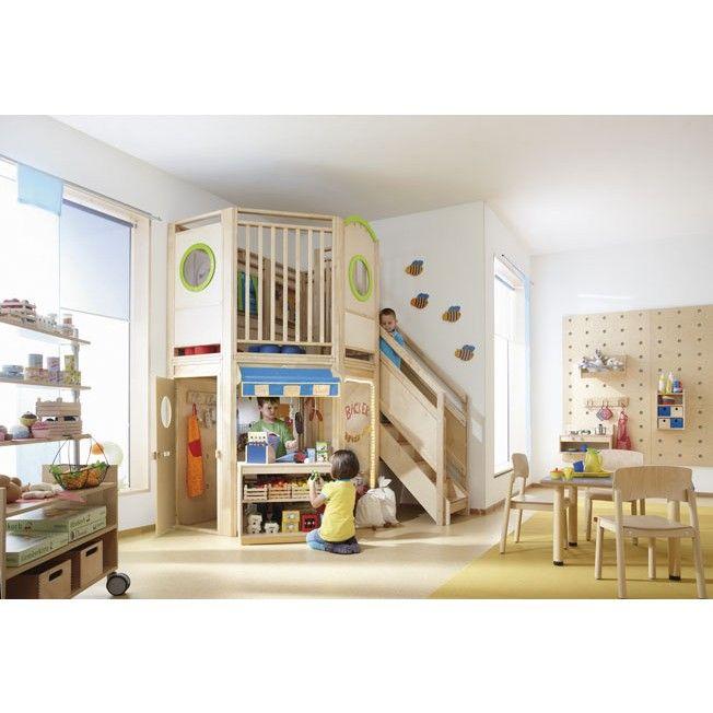 Butikken | Unike barnehagemøbler, lekeplasser, ballbinger og utendørs treningspark