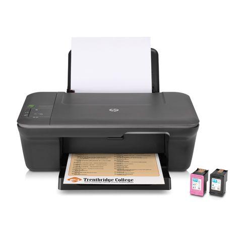 HP DeskJet 1055 All-In-One Inkjet Printer (CH347A #BBYSocialStudies