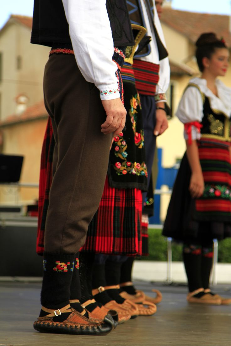 Serbia. Traditions