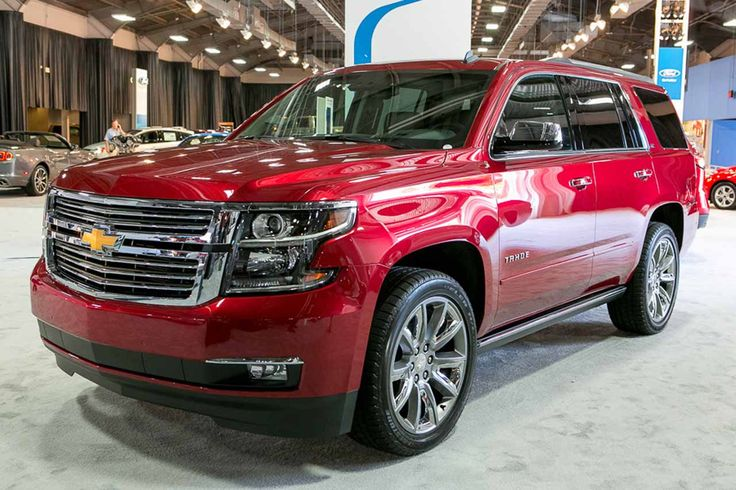 2015 Chevy Tahoe, saw one of these bad-boys today...took my breath away