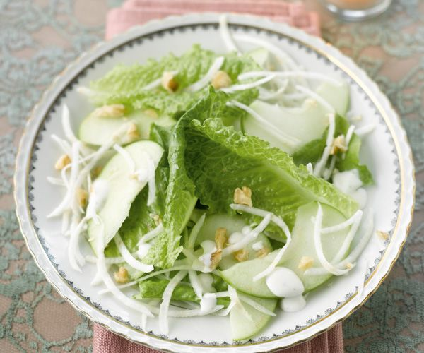 Les 25 meilleures id es concernant salade waldorf sur for Entree legere facile