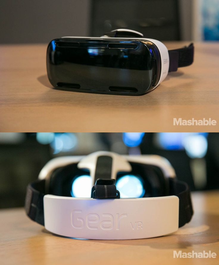 The Samsung Gear VR uses the brand new Samsung Galaxy Note 4 as its display and was built in concert with Oculus VR.