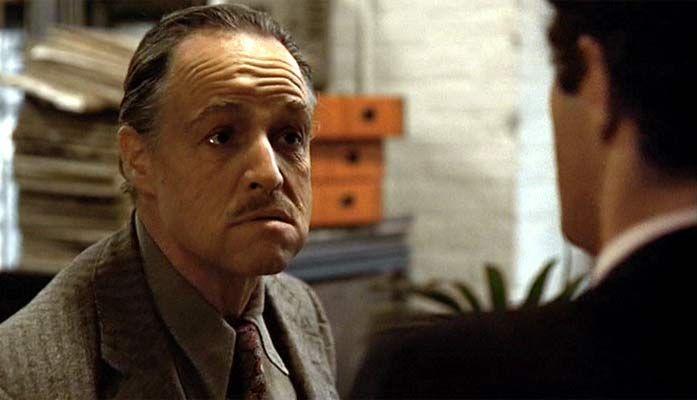James Caan Godfather | Marlon Brando (Vito Corleone ...