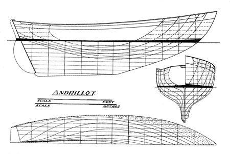 Amateur boat building complete