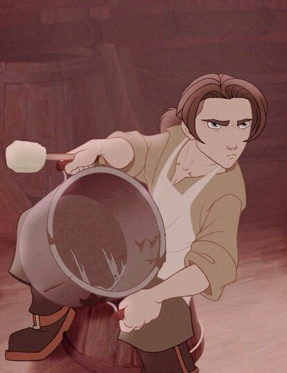Jim Hawkins from Treasure Planet