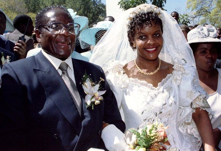 12 Things You Didn't Know About Grace Mugabe