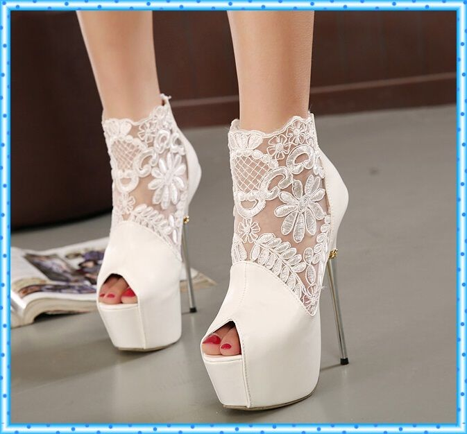 women summer boots 2015 lace white pumps women party shoes platform pumps wedding shoes stiletto heels open toe dress shoes C992 Nail That Deal https://nailthatdeal.com/products/women-summer-boots-2015-lace-white-pumps-women-party-shoes-platform-pumps-wedding-shoes-stiletto-heels-open-toe-dress-shoes-c992/ #shopping #nailthatdeal
