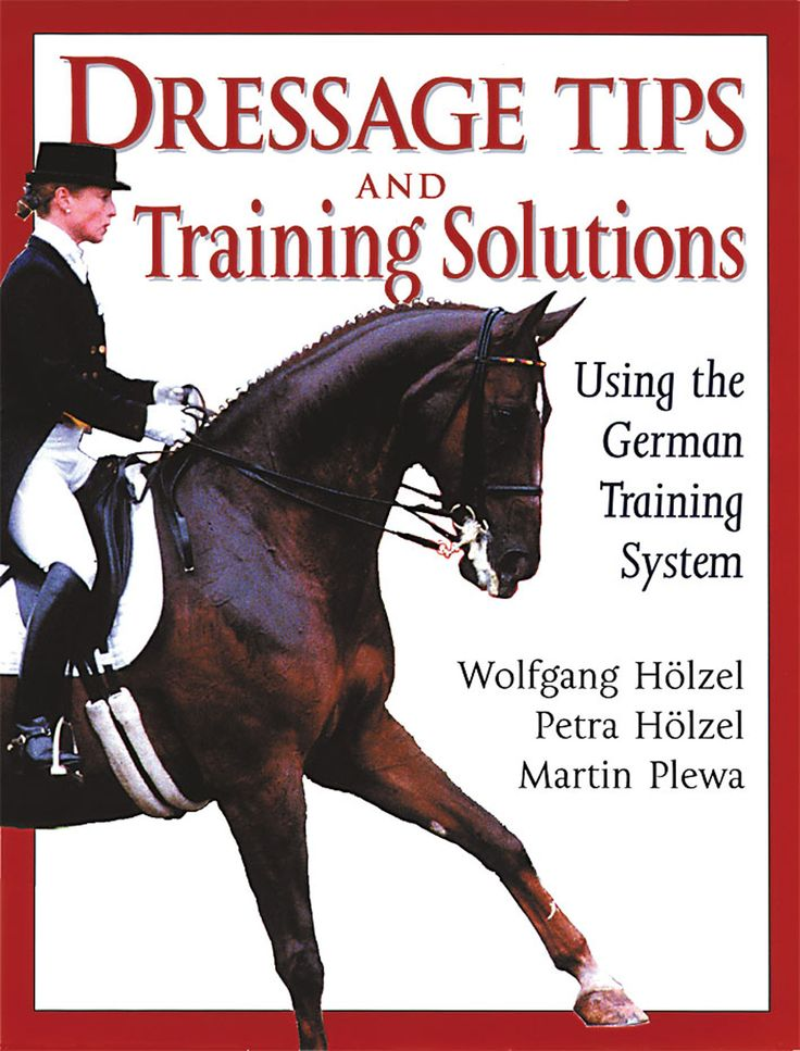 Dressage Tips and Training Solutions by Petra & Wolfgang Holzel & Martin Plewa | Quiller Publishing. The ultimate problem-solving manual, for dressage riders from novice to Grand Prix, essential for those occasions when things do not go exactly according to plan. Three top German trainers have joined forced to share their considerable knowledge and experience. #horse #pony #training #riding #training