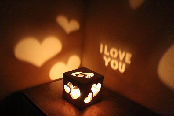 Girlfriend Birthday Gift Anniversary Gifts For Love Candle Her Romantic