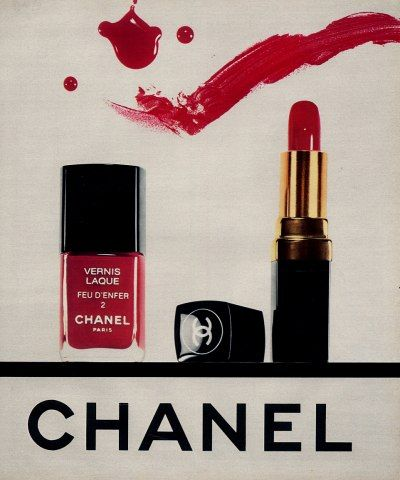 NOTHING feels better on your lips than Chanel (1978) lipstick