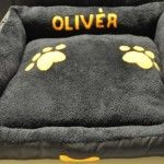 Wellsoft dog bed