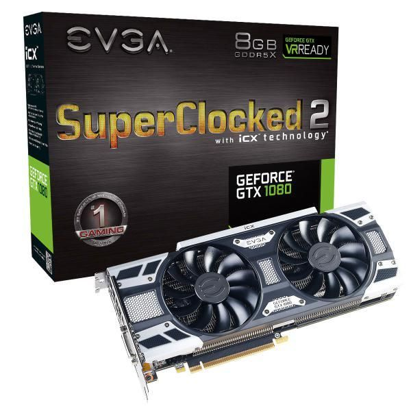 Now available! EVGA GTX 1080 SC ... Check it out here http://gurupcsandparts.com.au/products/08g-p4-6583-kr?utm_campaign=social_autopilot&utm_source=pin&utm_medium=pin