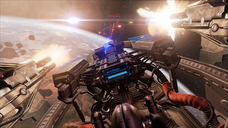 EVE: Valkyrie - VR | Atomhawk