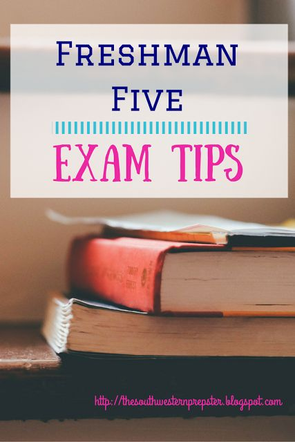 Ca final exam study tips
