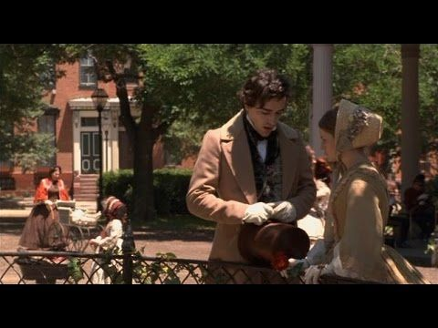 Romantic Drama Full Movie - Washington Square (1997)
