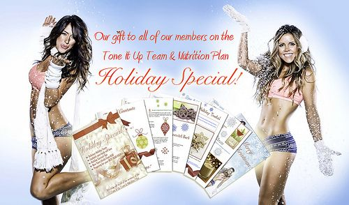 Holiday Special Tone It Up Nutrition Plan http://toneitup.com/blog.php?Holiday-Special-5324