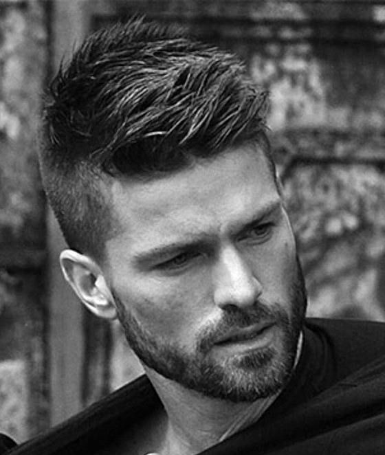 40 Spiky Hairstyles For Men - Bold And Classic Haircut ...