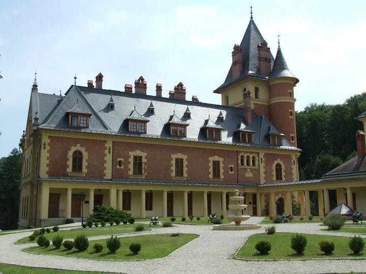Károlyi Castle - Parádsasvár, Hungary