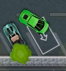 Jocuri cu Masini de parcat in cartier - jocuri masini