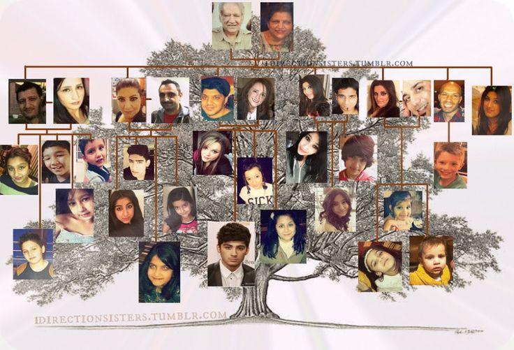 Zayn Malik Family Pictures Malik Family Tr...