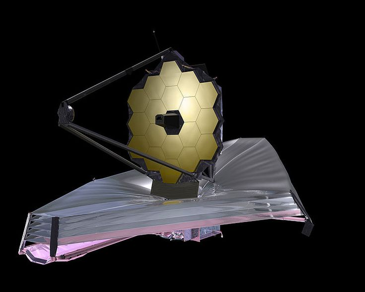 >Το διαστημικό τηλεσκόπιο JAMES WEBB