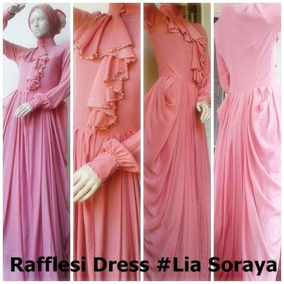 Rafflesia Dress #Liasoraya