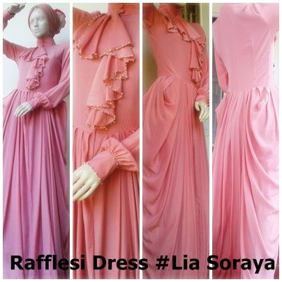 Rafflesia Dress #Liasoraya