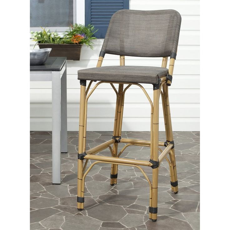 Shop Safavieh  FOX5208 Fox Deltana Indoor/Outdoor Bar Stool at Lowe's Canada. Find our selection of bar stools at the lowest price guaranteed with price match + 10% off.