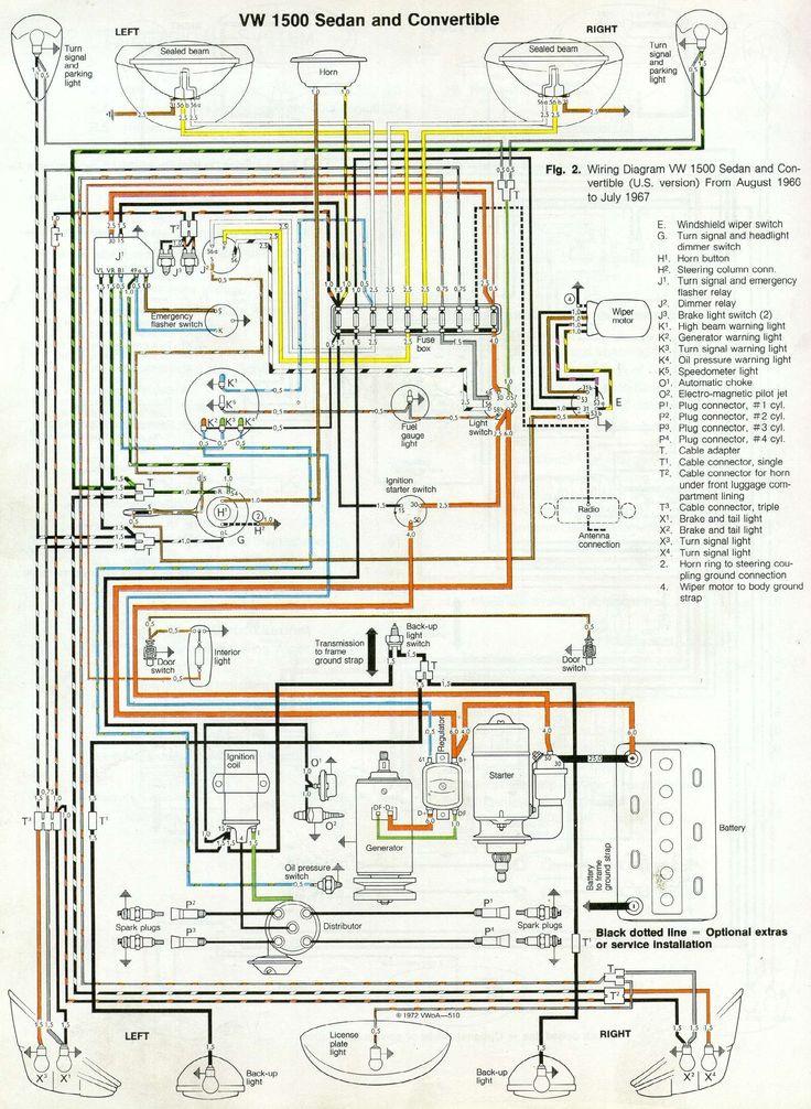 66 Vw Wiring Diagram New Era Of \u2022rhsutaykadhuhanreview: Wiring Diagram 68 Vw Bus At Gmaili.net