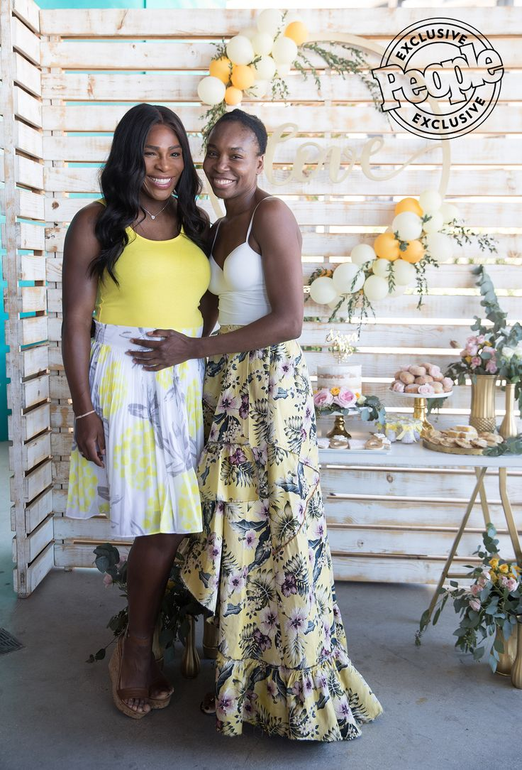 Inside Serena Williams' Bridal Shower Weekend Extravaganza: 'It Was Really Magical'