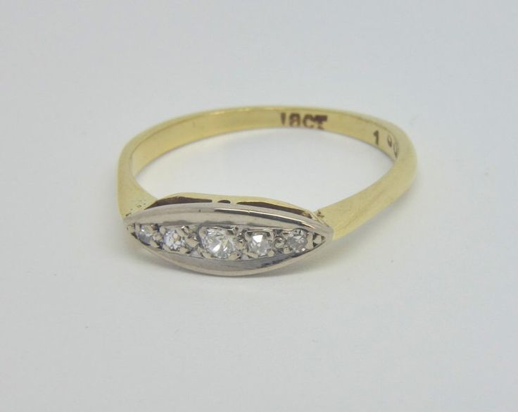 A personal favourite from my Etsy shop https://www.etsy.com/uk/listing/485059317/art-deco-five-stone-diamond-ring-size-l