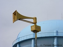 Federal Signal Thunderbolt 1000t  Tornado Siren - Kansas