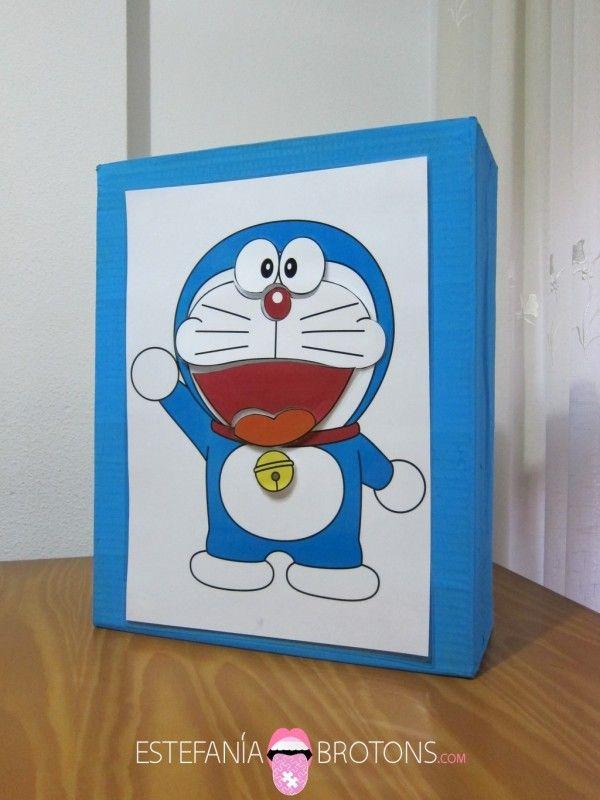 Taller de Estimulación del lenguaje con Doraemon