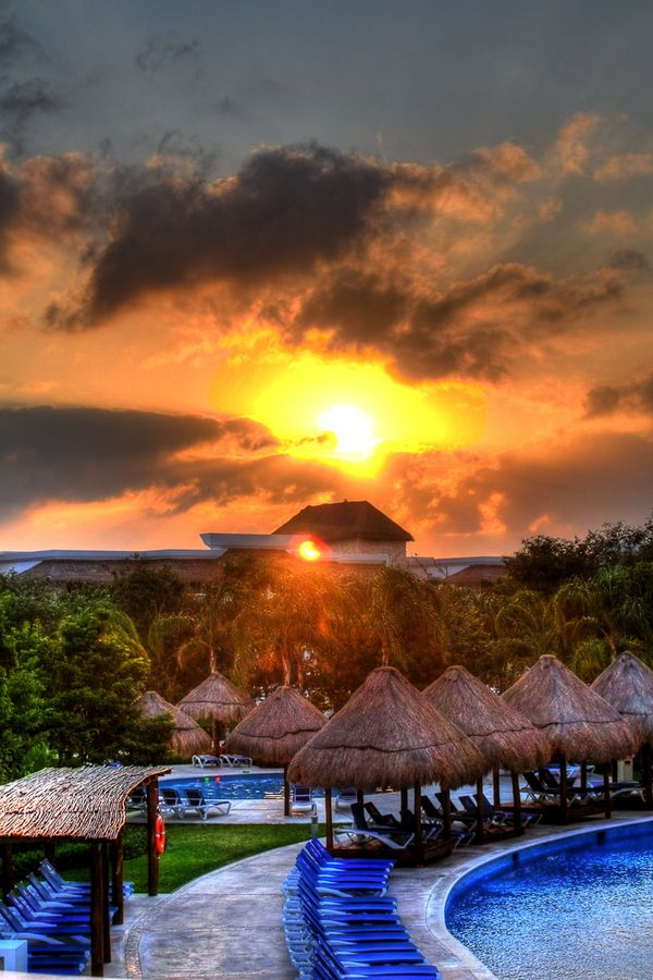 Grand Riveria Princess, Riviera Maya, Mexico (I stayed here!)
