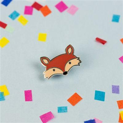 I am FOXY! Cute Fox Enamel Pin. #pingame #pingamestrong #enamelpin