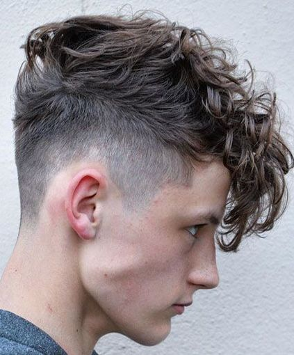 Trending Curly Hairstyles For Men 2018 Shahid Shah Hair Styles