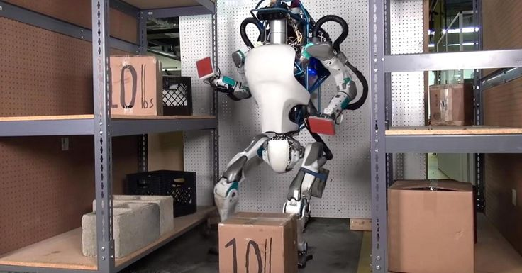 Atlas is a game changer not just for companies, but for society, Inside.com's Jason Calacanis says of Google's new robot.
