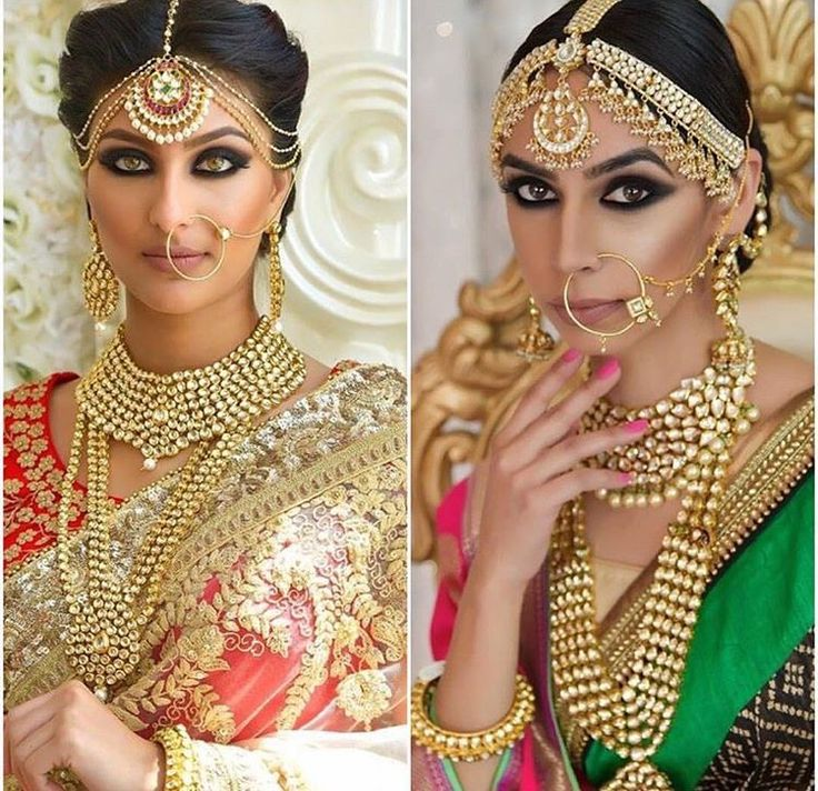 422 best Jewlery images on Pinterest Indian wedding jewellery