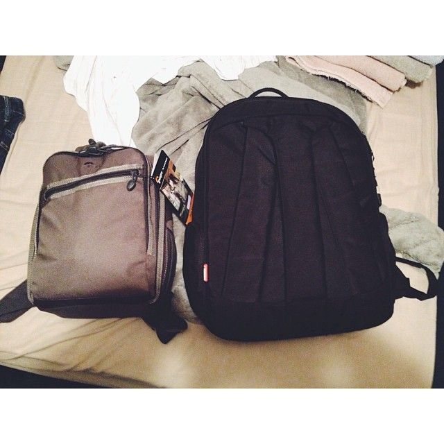 Manfrotto Stile Backpacks!