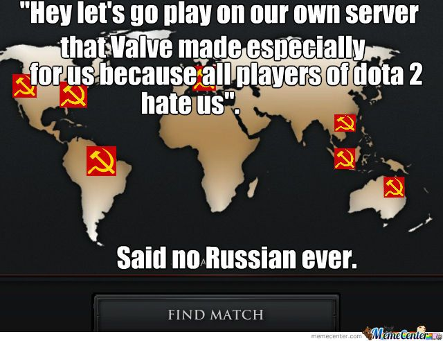 Matchmaking system is simply unfair Dota 2 General Discussions