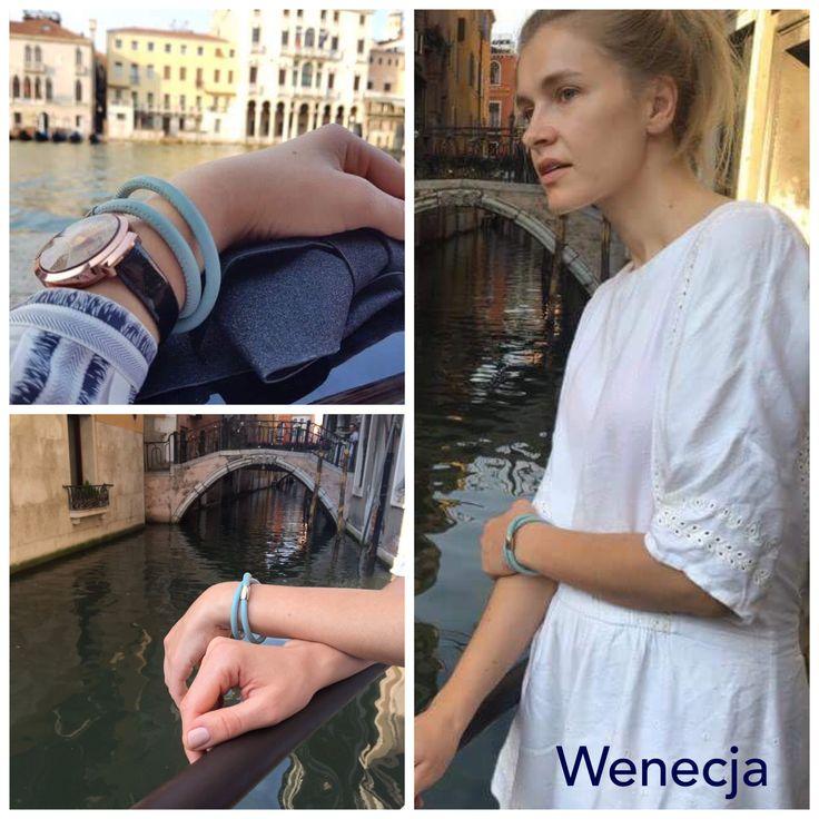 Wenecja, piękna kobieta i jej FUERZA. Ewa Pasztaleniec to modelka, która współpracuje ze znanymi polskimi i zagranicznymi markami, bierze udział w najbardziej znanych pokazach mody w Mediolanie, Londynie, Nowym Yorku, Bangkoku, Szanghaju, Singapurze. Ostatnio ze swoją córeczką w Barcelonie uczestniczyła w sesji dla Mohito, a tym razem miała sesję w Wenecji. W ostatniej podróży Ewie towarzyszy biżuteria z kolekcji Cuero.  http://fuerza.pl/42-kolekcja-cuero   #model #sesja #wenecja #cuero