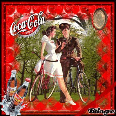 Vintage CocaCola