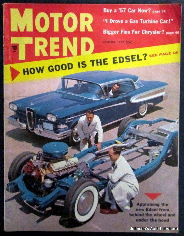 270 best Edsels worn out & Edsel ads images on Pinterest   Vintage ...