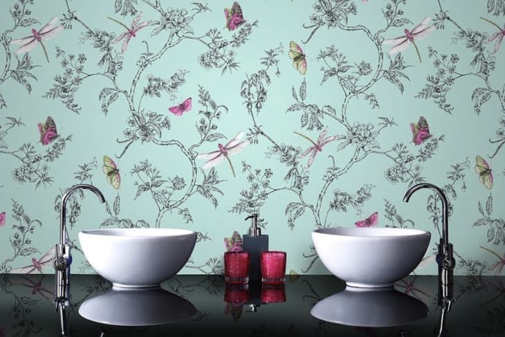 15 Removable Wallpaper Companies To Know Wallpaper Companies Chic Wallpaper Removable Wallpaper