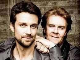 Howard Carpendale and his son Wayne