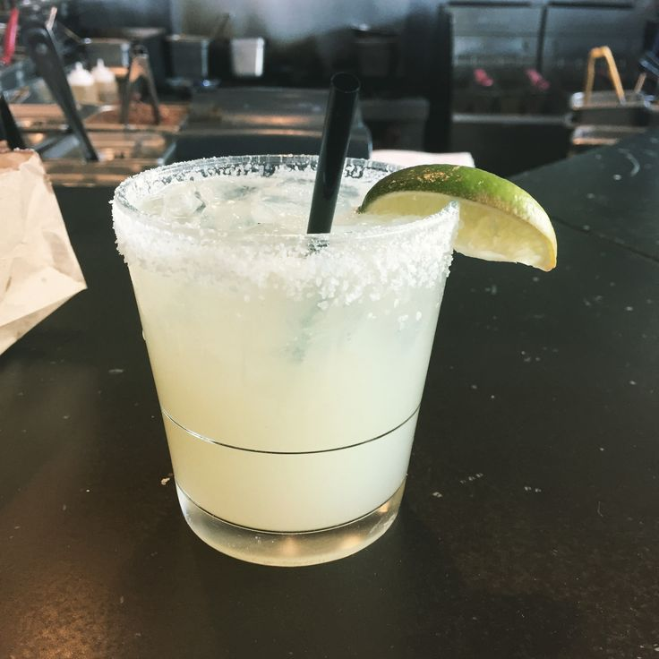 Pinché Margarita...so fresh!  Nothing came out of a bottle for this amazing beverage except the tequila!